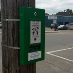 Town of Smiths Falls poop & scoop dispensers
